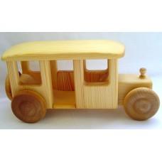 Gammaldags buss