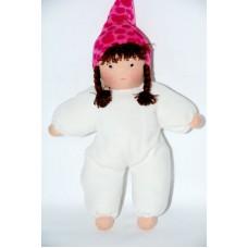 Kramdocka - flicka, 25 cm