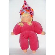 Kramdocka - flicka, 30 cm