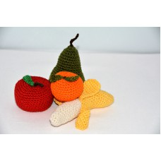 Frukter, 4 st