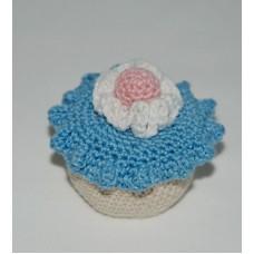 Cupcake, blåbär