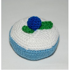 Muffin, blåbär