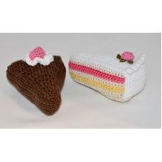 Tårtbit och Kladdkaka