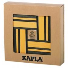 Kaplastavar - grön-gul + bok