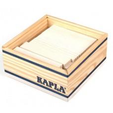 Kaplastavar - träbox - 9 olika färger