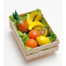 Box m sydländska frukter