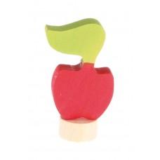 Äpple till adventsspiral