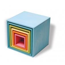 Plocklådor - Pastell