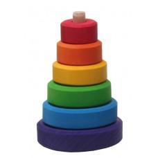 Plocktorn, litet, färg