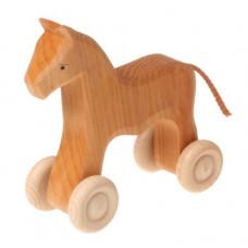 Häst på hjul, stor