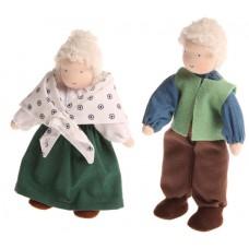 Mormor och Farfar