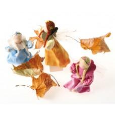Fé-docka - flera färger