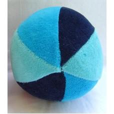 Boll - blå, 8 cm