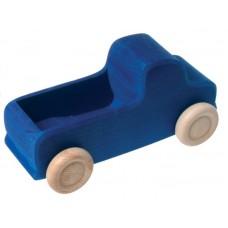 Lastbil, blå