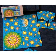 Patience - Sol, Måne och Stjärnor