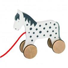 Dragdjur - häst