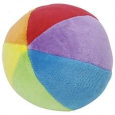 Boll - regnbågsboll, 10 cm