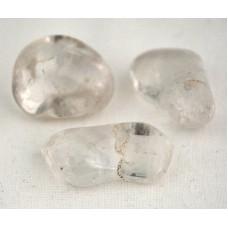 Trumlad sten - Bergkristall