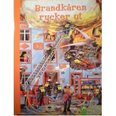 Bilderbok - Brandkåren