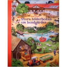 Bilderbok - Bondgården