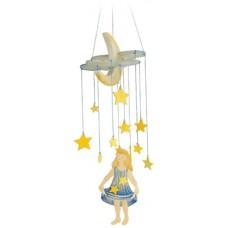 Mobil, stjärndalrarna med måne