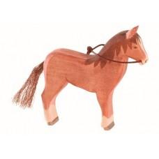 Häst - brun
