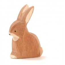 Hare, sittande