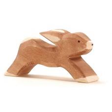 Hare, hoppande