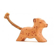Leopard, unge
