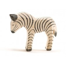 Zebra, unge