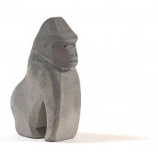 Apa - Gorilla, sittande
