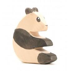 Panda, stor, sittande