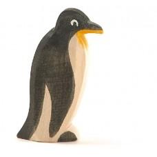 Pingvin, tittar rakt fram