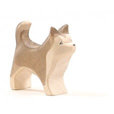 Hund - Slädhund, brun