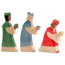 Tre vise män 1, grupp krona
