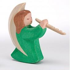 Ängel med flöjt