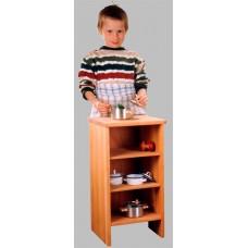 Barnkök kompakt - sidohylla