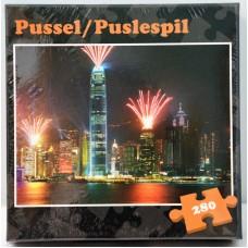 Pussel, vuxen - Hong Kong