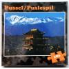Pussel, vuxen - Japanskt tempel