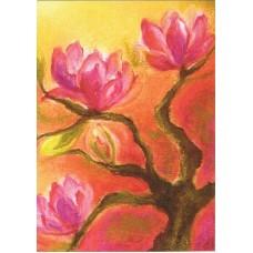 Vykort - BeB1000 - Magnolia