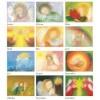 Vykort - M416-427 - Änglar - hel serie, 12 kort