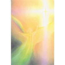 Vykort - M560 - Ängel - I ljuset