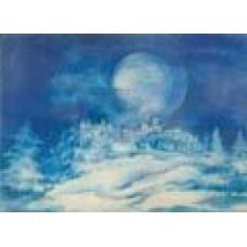 Vykort - M598 - Vinterdröm