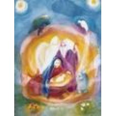 Vykort - M692 - Jesu födelse
