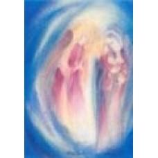 Vykort - R0005 - Kärlekens spiral