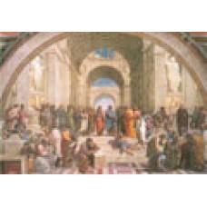 Vykort - R0111 - Skolan i Athen
