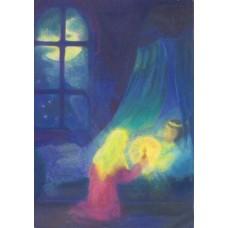 Vykort - R0351 - På natten