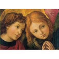 Vykort - R0533 - Två änglar