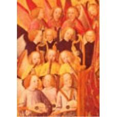 Vykort - R3426 - Musicerande änglar
