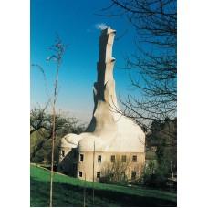Vykort - R3479 - Värmeverket vid Goetheanum